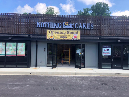 Nothing Bundt Cakes has set a target opening date of August 21