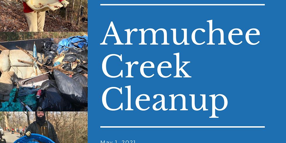 Armuchee Creek Cleanup