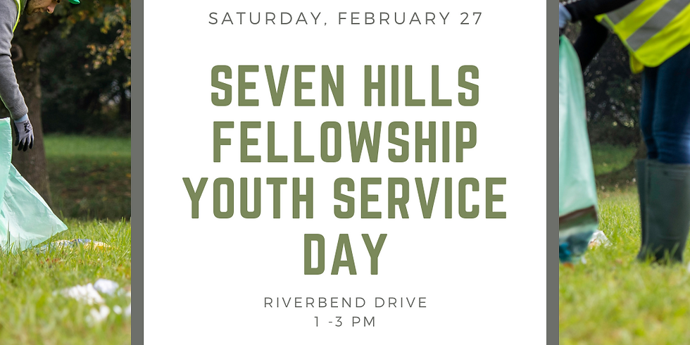 Seven Hills Fellowship Youth Service Day