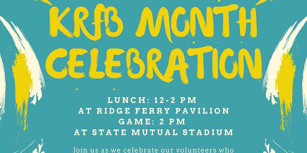 KRFB Month Celebration