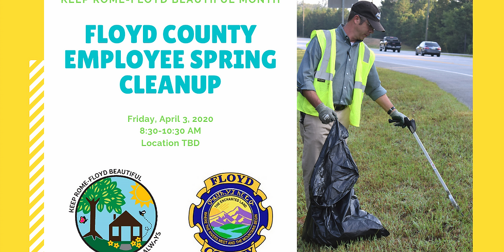 Floyd County Employee Cleanup