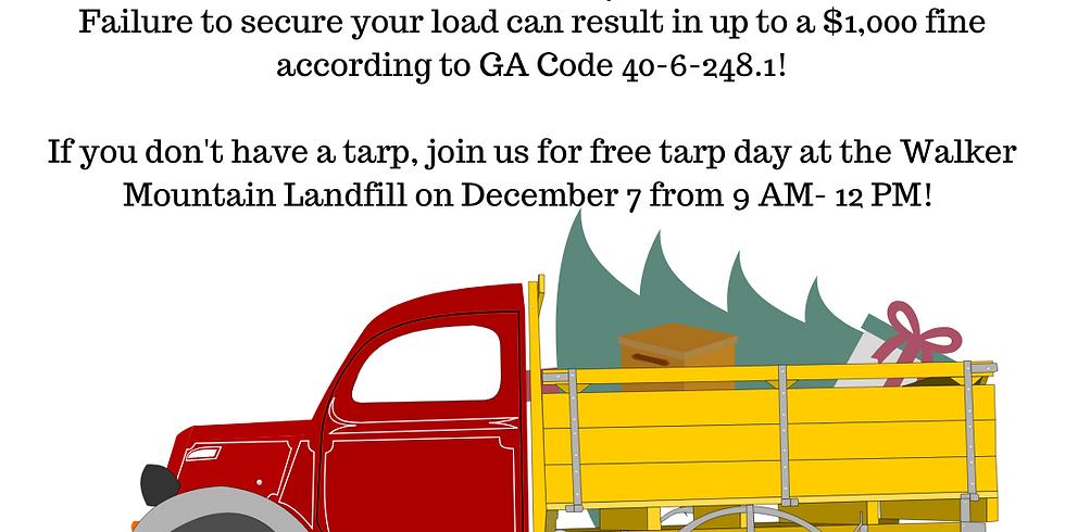 Free Tarp Day