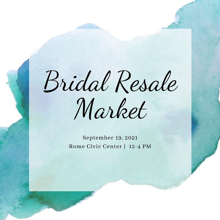 Bridal Resale Market