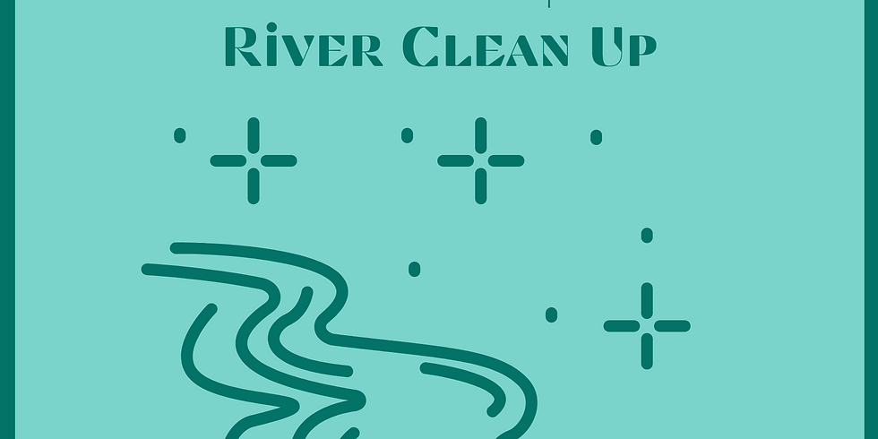 Summer Service: River Cleanup