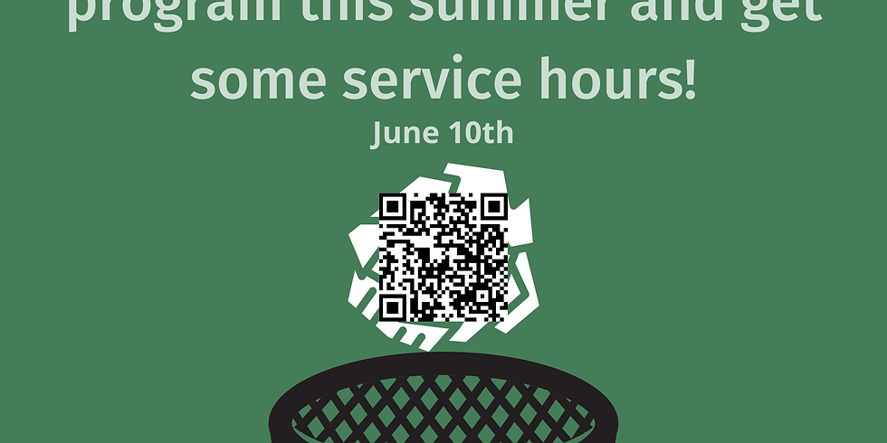 Summer Service: KRFB Cleanup