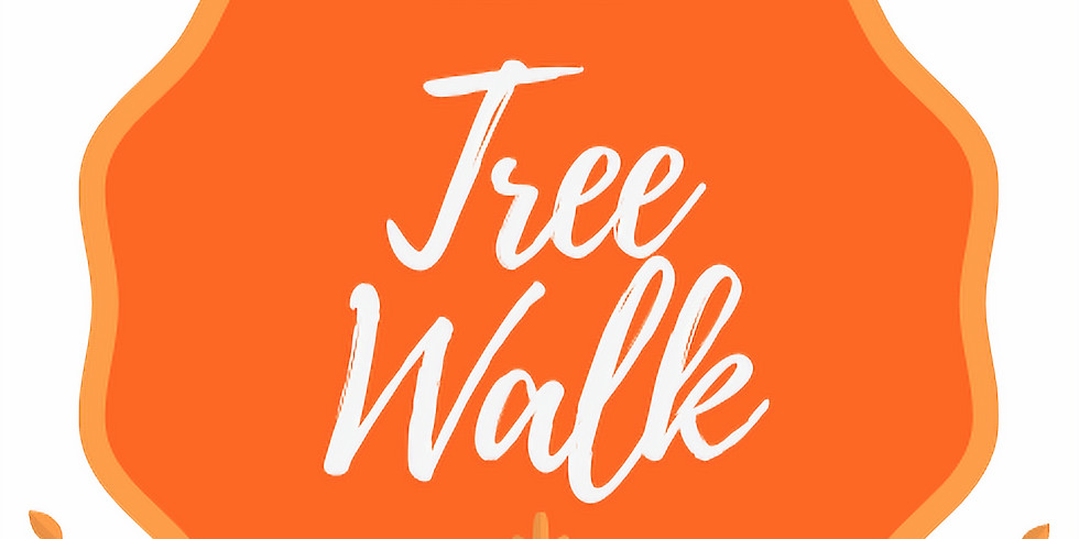 Halloween Tree Walk