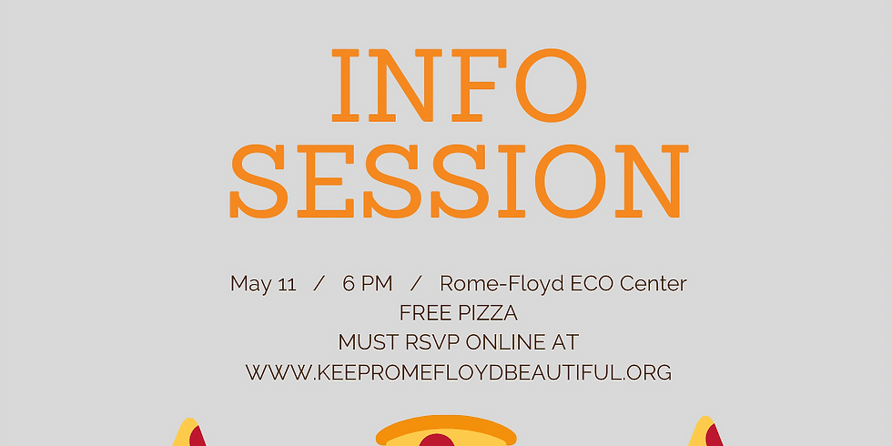 Summer Service Info Session