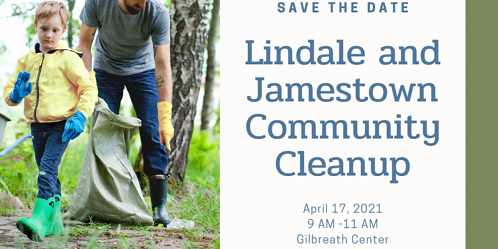 Lindale and Jamestown Community Cleanup