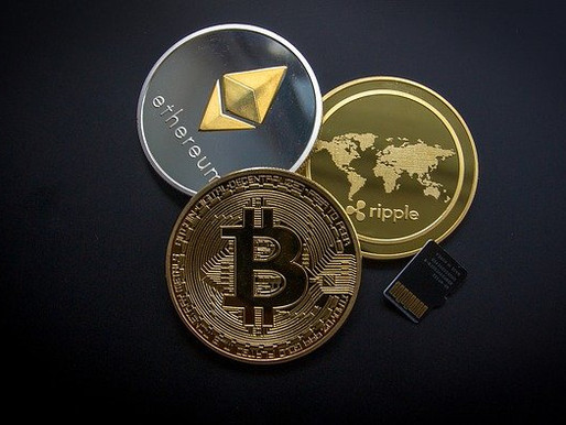 Barter to crypto