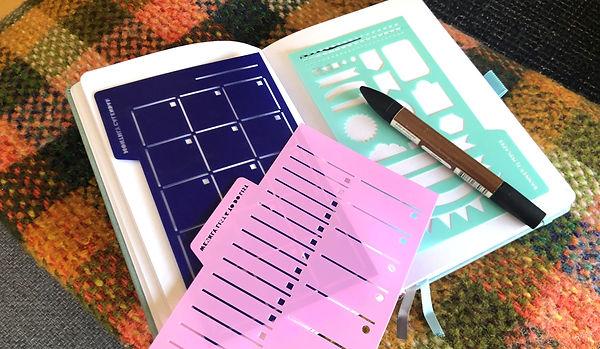 bullet-journal-templates