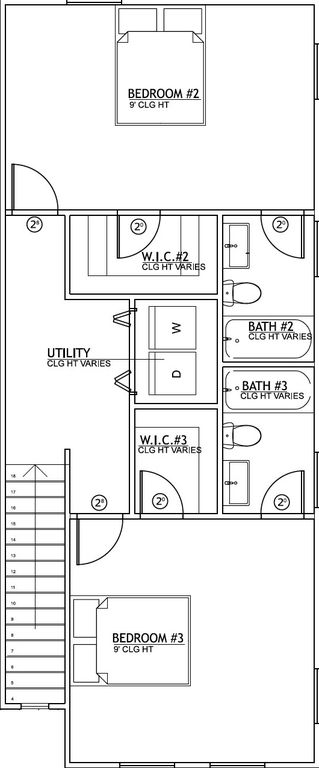 400 Poplar Floorplan 5
