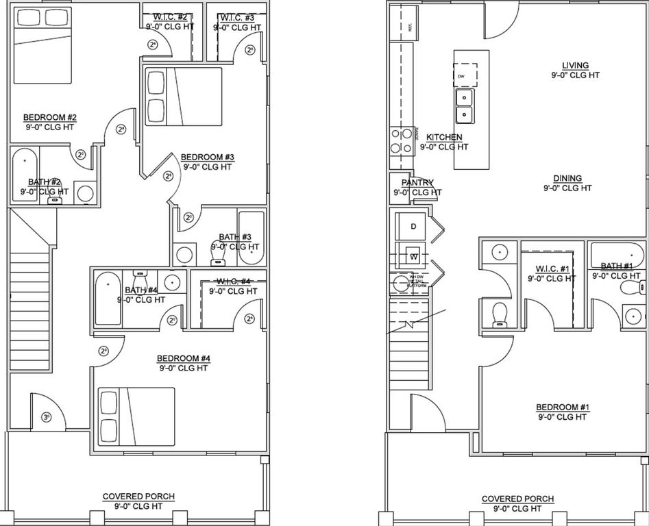 Floor Plan 402 Poplar FloorPlan