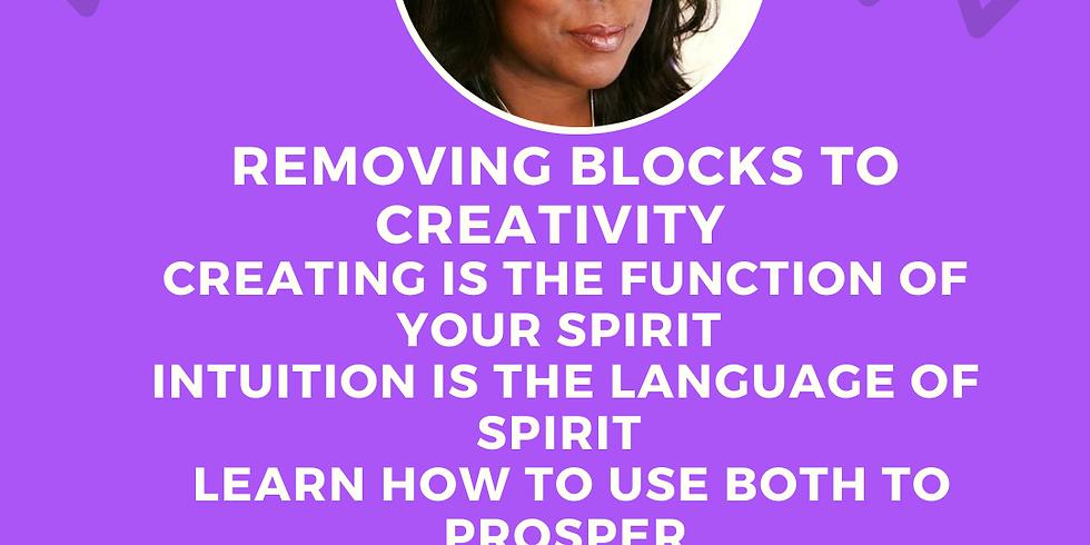 Removing Blocks to Creativity