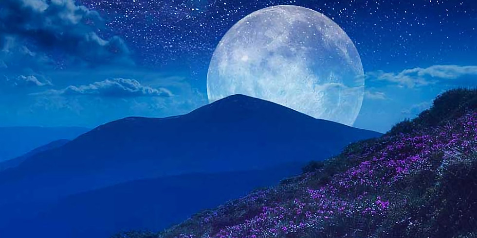 NEW MOON in JUNE on June 10th, 2021 6pm $22