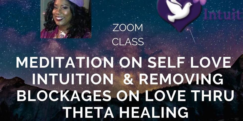 Meditation and Healing on SELF LOVE