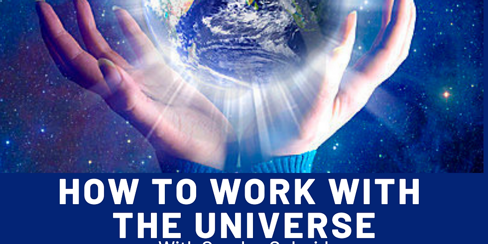 HOW to Work with the Universe at Mostly Angels