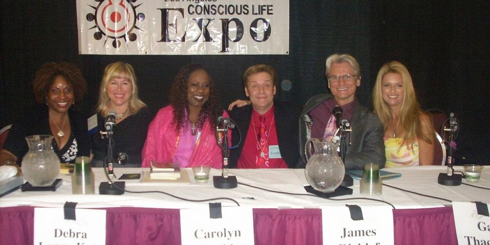 Conscious Life Expo, Feb 22 to 25th