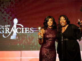 CAFÉ MOCHA™ RADIO SHOW 'A DATE WITH THE FIRST LADY' MICHELLE OBAMA WINS PRESTIGIOUS GRACIE AWARD FOR