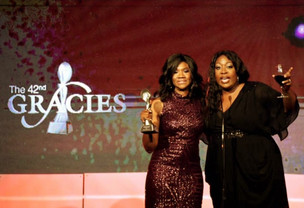 CAFÉ MOCHA™ RADIO SHOW 'A DATE WITH THE FIRST LADY' MICHELLE OBAMA WINS PRESTIGIOUS GRACIE AWARD FOR