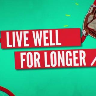Live well for Longer - UAS Flight Ops