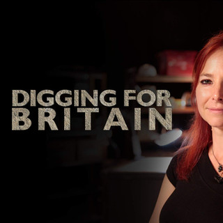 digging for britain - Television programme - UAS Flight Ops