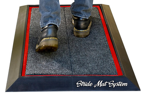 Foot traffic Sanitizing Mat