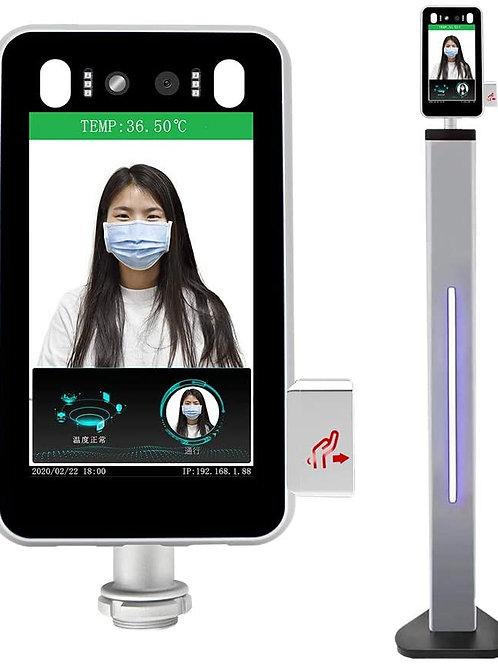 Facial Recognition Temperature Screener