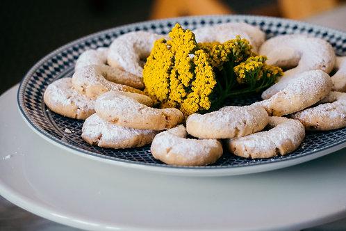 Vanillekipfer - Almond Butter Crescents