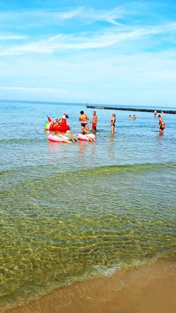 wicie plaża