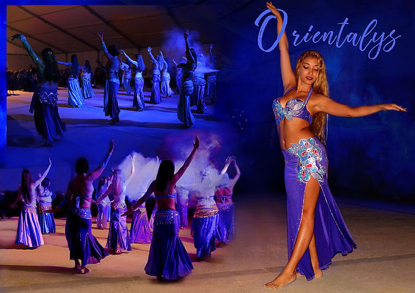 Orientalys, danse orientale