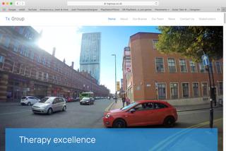 Homepage Live