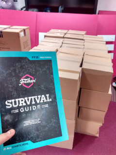 Freshers' Survival Guide