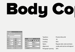 Brand guidelines body copy