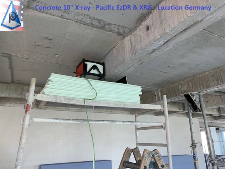 Concrete 10in X-ray - Pacific EzDR & XRI