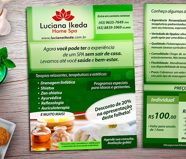 Luciana Ikeda Home Spa