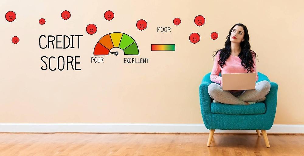 Understanding Money Habits by examniing Credit Report