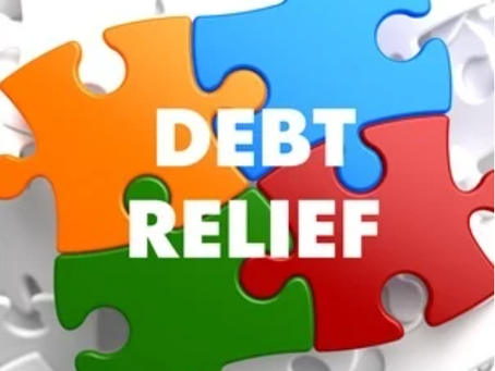 New debt relief bill poses a financial risk to economy and consumers