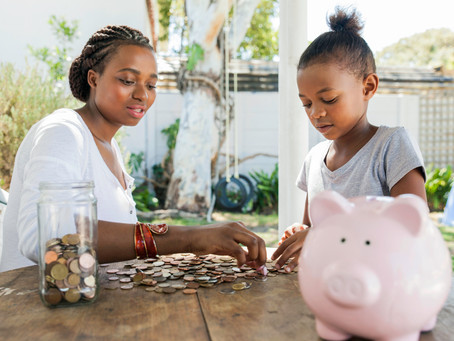 Teaching Kids About Money – 3 to 6 Year Olds