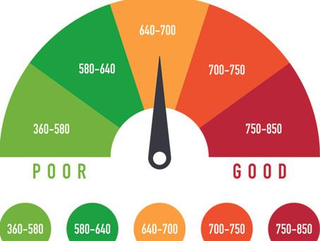 How do I improve my credit score? - Part 1
