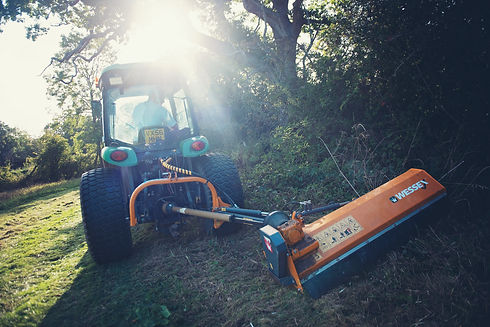 Tractor for Hire Warwick