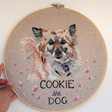 Cookie Portrait