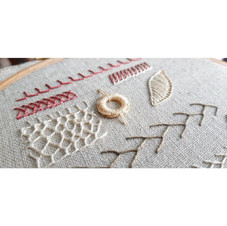 Embroidery Sampler A