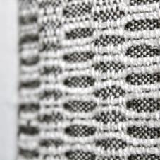 Charcoal Honeycomb Close Up