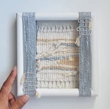 Ishaeya Framed Weaving