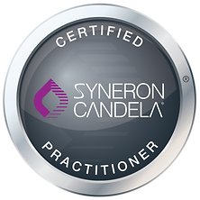 certified syneron candela practioner logo for bella vista
