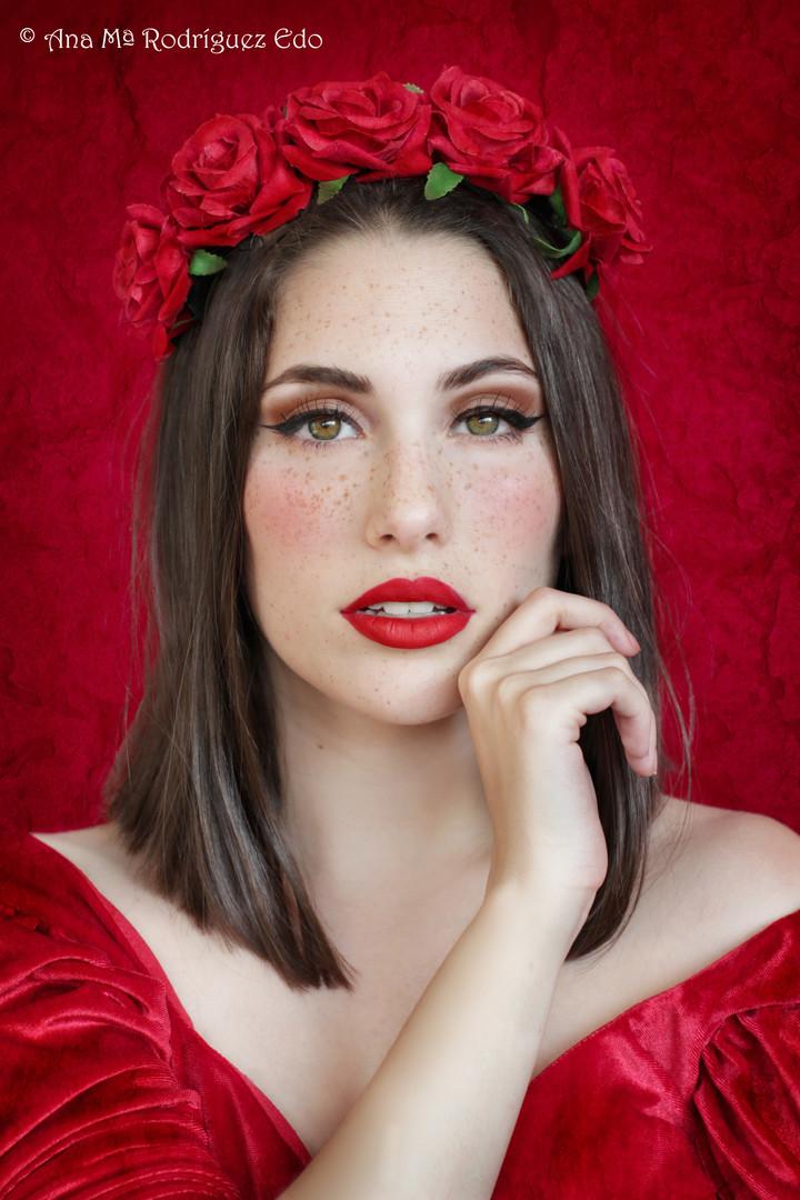 Modelo: Cintia García
