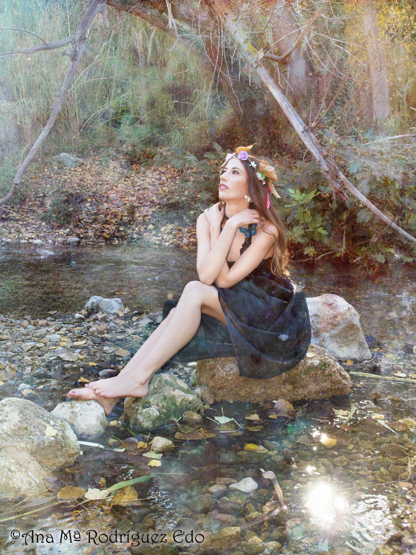 Modelo: Janet Canet