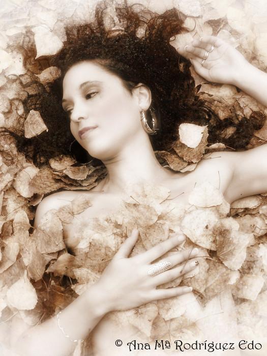 Modelo: Ester García Maquillaje: Sonia Sendín