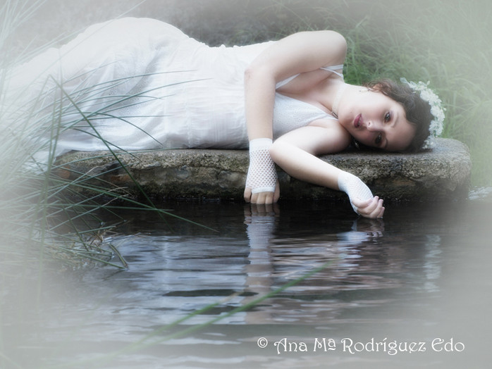 Modelo: Aëhil Naseine Maquillaje: Sonia Sendín