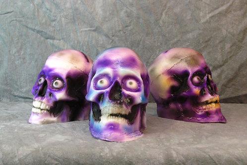 Zombie Skull